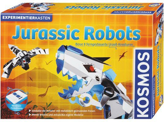 Jurassic Robots Spiel für 22,99€ (statt 35€)