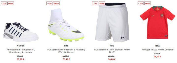 Galeria Kaufhof Presale mit 15% Rabatt auf Fashion inkl. Taschen und Schuhe bis Mitternacht