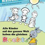 Kinderrechte (Malbuch + Postkarten) kostenlos anfordern