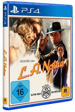 L.A. Noire für PlayStation 4 für 7,99€ (statt 24€)