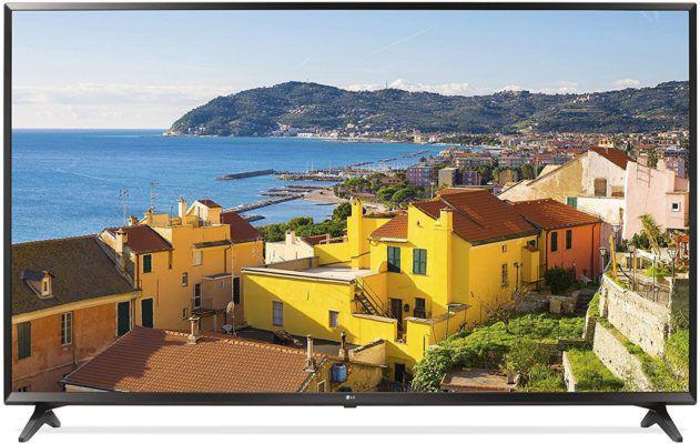 LG 65UJ6309   65 Zoll UHD Smart TV für 749€ (statt 1.199€)