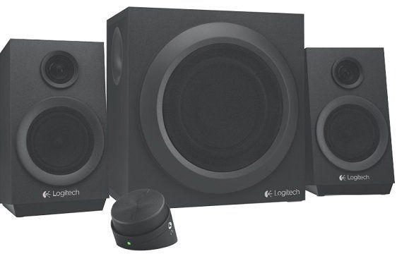 LOGITECH Z333 Multimedia Lautsprecher + LOGITECH Audio Adapter für 44€ (statt 69€)