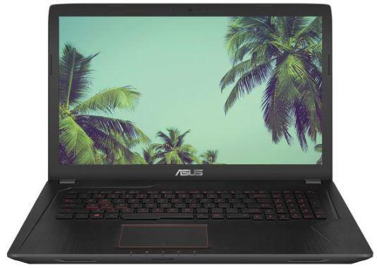 Asus FX553VD DM234   15,6 Zoll Full HD Notebook mit 1TB + 128GB SSD + GTX 1050 für 666€ (statt 934€)