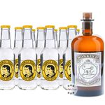 Monkey 47 Dry Gin & 11 x Thomas Henry Tonic Water (0,2 L) ab 26,90€
