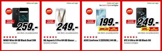 Media Markt Preisabsturz! Lagerräumung mit super günstigen iPads, Smartphones & Co.