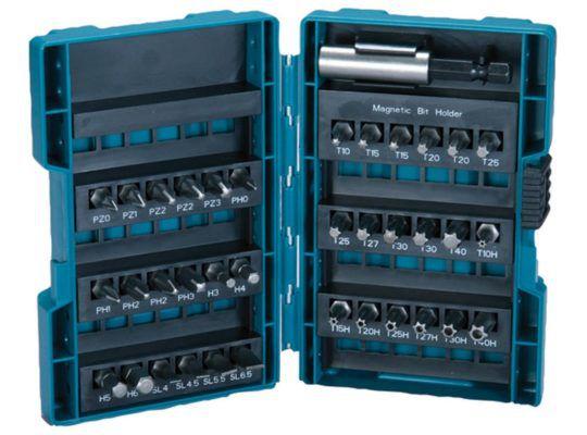 Makita B 28606 Bit Box 37 Teile für 10,90€