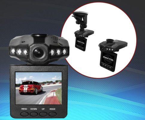 MM308S   Dashcam DVR Kamera für 19,99€