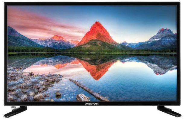 MEDION LIFE P14118   23 Zoll FullHD TV mit triple Tuner für 99€ (statt 136€)