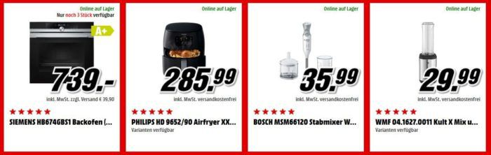 Media Markt Muttertagskracher: z.B. TEFAL GV8461 Pro Express Turbo Dampfbügelstation für 185,99€ (statt 205€)