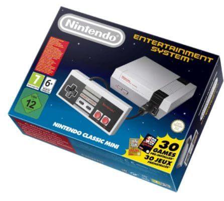 Nintendo Classic Mini: Konsole für 49€ (statt 53€)