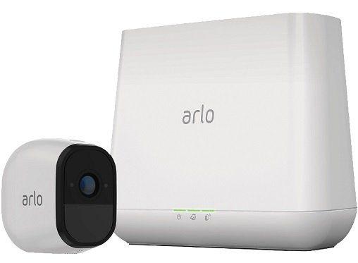 NETGEAR Arlo Pro VMS4130 IP Kamera Sicherheitssystem für 222€ (statt 260€)