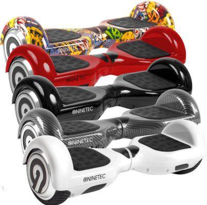 Ninetec Sonic X6 Balance Scooter Hoverboard (B Ware) für 149,99€ (statt 238€)