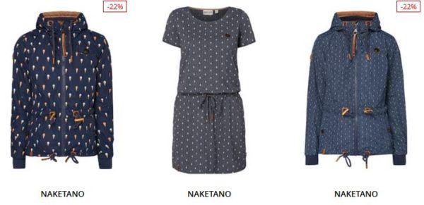 Peek & Cloppenburg* mit 15% Rabatt auf ausgewählte Naketano Fashion