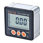 Digitaler Neigungsmesser inkl. Winkelmesser und LCD-Bildschirm aus Alu für 10,49€ (statt 21€)