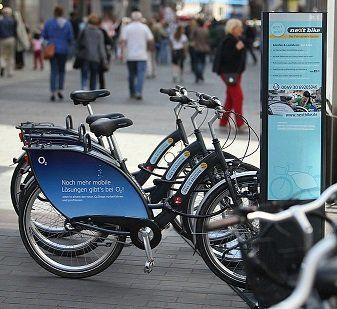 Anbieter für Bikesharing in Deutschland   ein Überblick