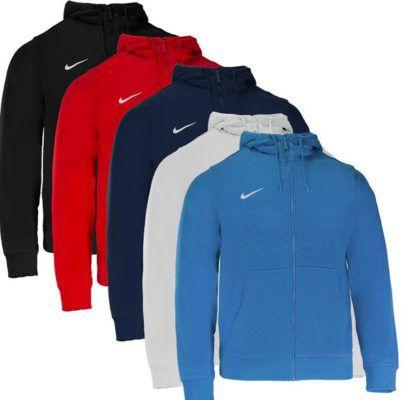 Nike Team Club   Herren Zipper Hoodies für je 38,50€