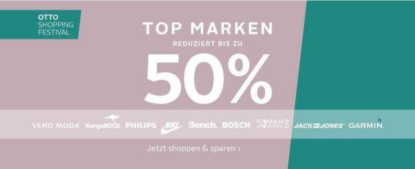 Otto.de mit bis zu 50% Rabatt auf Top Marken! günstige Fashion, Multimedia  und mehr ..