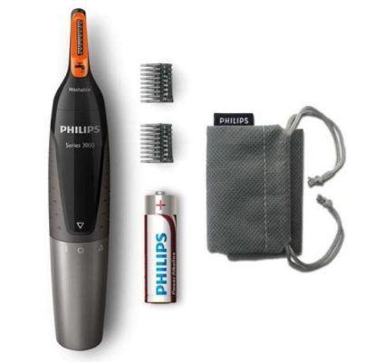 Philips NT 3160/10 (Series 3000) Nasen & Ohren Haartrimmer für 9€ (statt  15€)