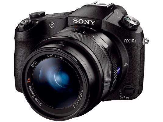Sony DSC RX10 II   20,2 MP Bridgekamera für 955€ (statt 984€) + 100€ Geschenkcoupon