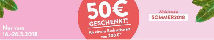 Galeria Kaufhof mit 50€ Sofortrabatt auf (fast) alles ab 200€
