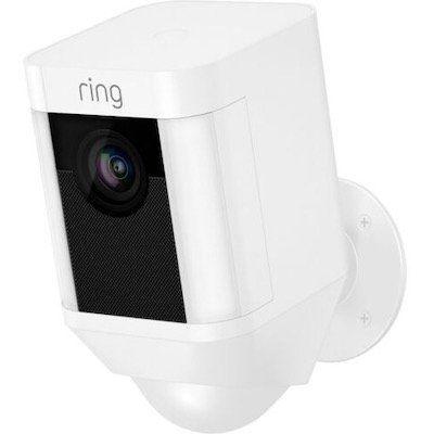 RING Spotlight IP Überwachungs Kamera für 149€ (statt 199€)