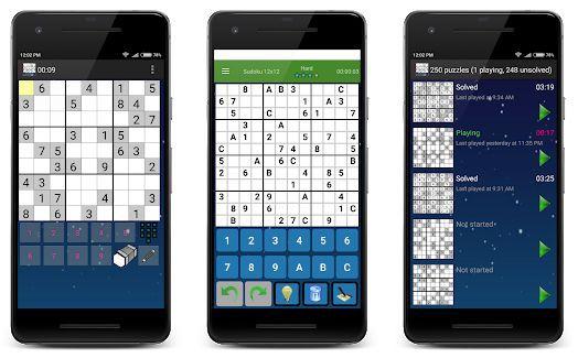 Sudoku Meister (Android) gratis statt 2,19€