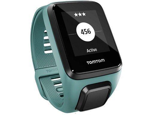 TOMTOM Spark 3 Aqua GPS Fitnessuhr in small für 111€ (statt 179€)
