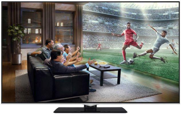 Telefunken D55U400Q4CW   55 Zoll 4K Ultra HD smart TV für 444€