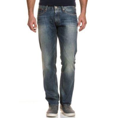 Tommy Hilfiger Ryan   Herren Jeans Straight Fit für 59,99€