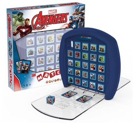 Top Trumps Match   Marvel Avengers oder Disney Princess für 11,99€ (statt 18€)