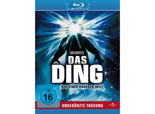 Das Ding aus einer anderen Welt (Blu Ray) für 4,98€ (statt 8€)