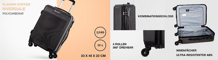Platinium One Day Sale bei Vente Privee: Einzelkoffer oder 3er Set ab 29,90€