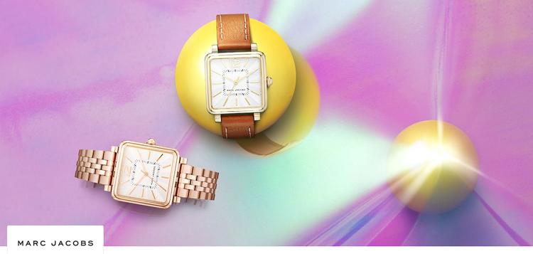 Marc Jacobs Damen Uhren bei Vente Privee   z.B. Uhr Vic (MJ1523) ab 114,90€ (statt 170€)