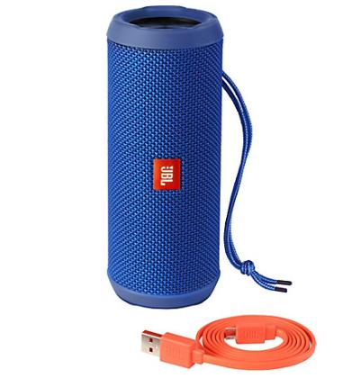 JBL Flip 3   spritzwasserfester Bluetooth Lautsprecher für 55,62€ (statt 65€)