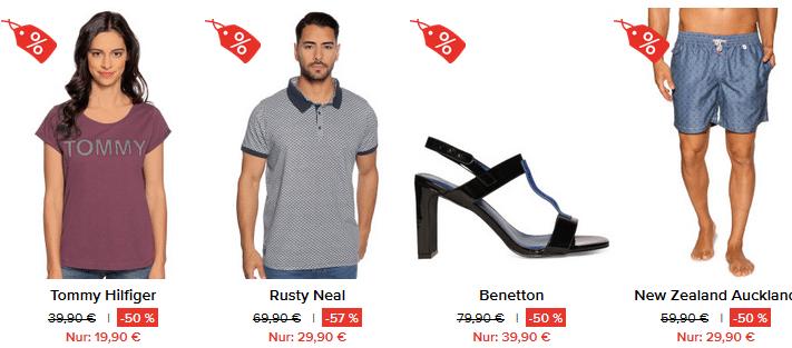 50% Rabatt im Dress for less Sale + weitere 10% per Gutschein + VSK frei