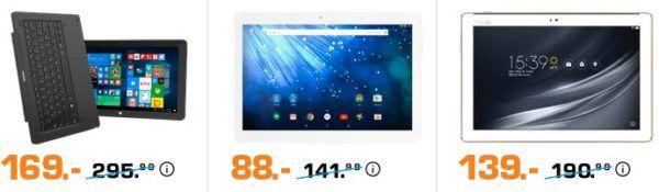 Saturn Late Night XXL mit günstigen Tablets, Foto, TV und Smartphone Angeboten