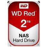 WD Red interne Festplatte 3.5 Zoll mit 2TB für 66€