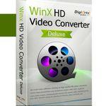WinX HD Video Converter Deluxe (Lifetime-Lizenz, Windows) gratis