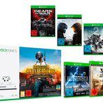 Xbox One S 1TB + 6 Action Spiele für nur 239€