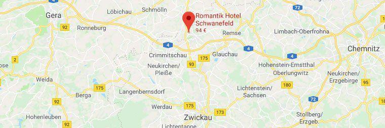 2 ÜN in der Nähe vom Erzgebirge inkl. Frühstück, Dinner, Wellness & Schokoladenmanufaktur ab 99€ p.P.