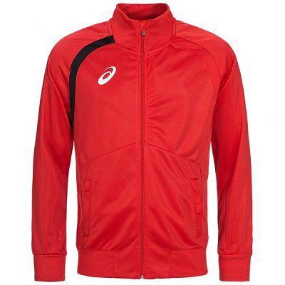 ASICS Herren Trainingsjacke Track Top Jacket (132619 0600) für 15,06€ (statt 25€)