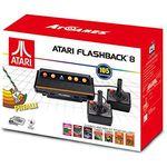 Atari Flashback 8 – Retro-Spielekonsole mit 105 Spielen und 2 Joysticks für 39€ (statt 64€)