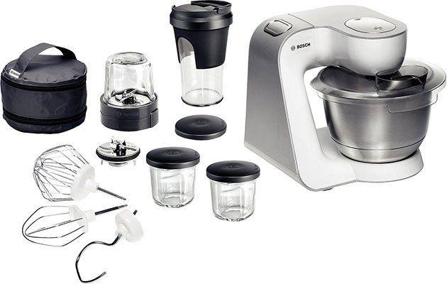 Bosch MUM54211   Küchenmaschine mit viel Zubehör ab 145€ (statt 194€) + 29€ in Superpunkte