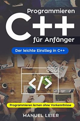 Programmieren C++ für Anfänger (Kindle Ebook) gratis