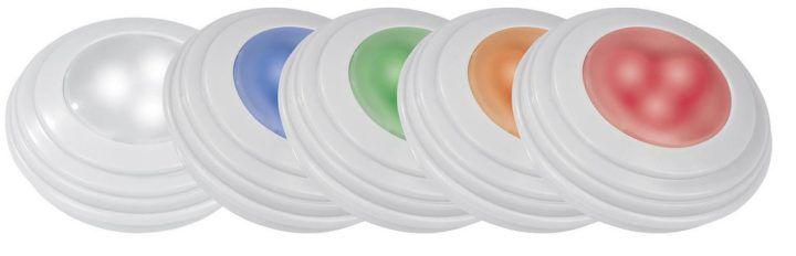 EASYmaxx LED Lichter mit Farbwechsel 5 tlg. 1W