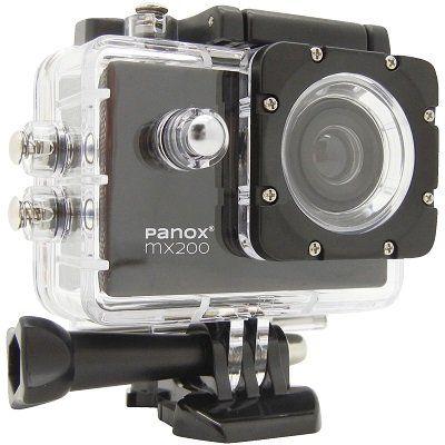 DOPPELPACK   PANOX MX 200 Action Cam HD für 19,99€ (statt 40€)