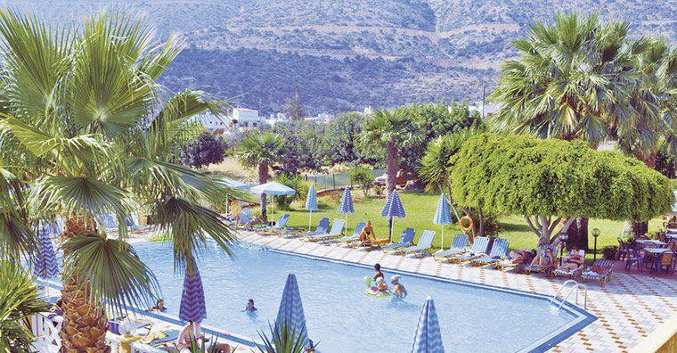 7 Tage auf Kreta inkl. HP, Transfers, inkl. Zug zum Flug & mehr ab 263€ p.P.