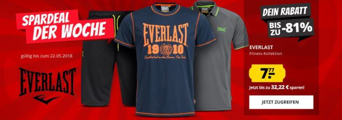 Everlast Polo Shirts ab 7,99€