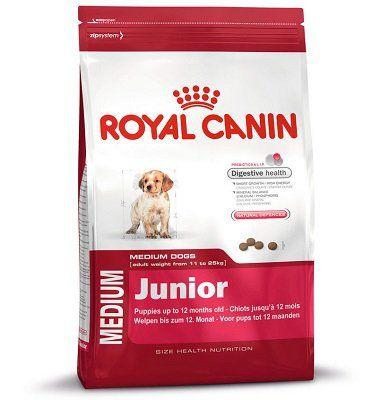 Royal Canin Medium Puppy Junior 15 kg Hundefutter für 29,85€ (statt 45€)