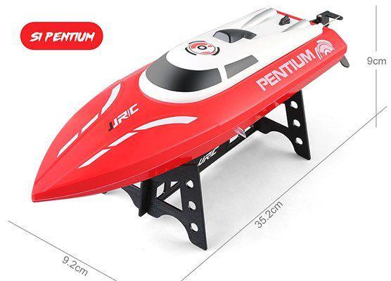 JJRC S1   RC Speedboat mit bis zu 25km/h für 31,61€